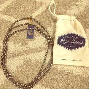 Charleston Rice Beads
